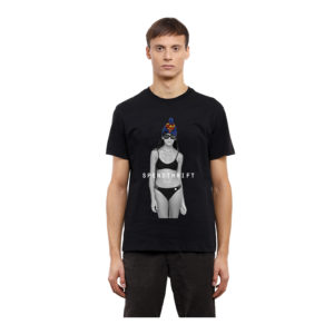 SUPERWOMAN 01 BLK